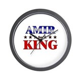 AMIR for king Wall Clock