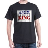 AMIR for king Tee-Shirt