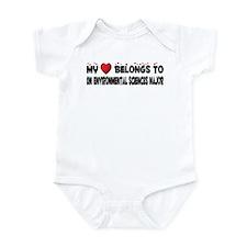 Belongs To An Environmental Sciences Major Infant