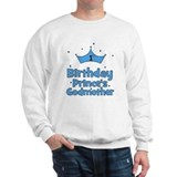 1st Birthday Prince's Godmoth Jumper