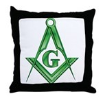 Irish S&C Throw Pillow
