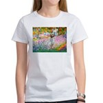 Garden / English Setter Women's T-Shirt