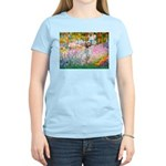 Garden / English Setter Women's Light T-Shirt