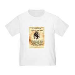 Sitting Bull Toddler T-Shirt