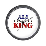 ALI for king Wall Clock