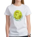 Daffodils, Oh Happy Spring Women's T-Shirt