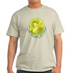 Daffodils, Oh Happy Spring Light T-Shirt