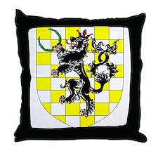King of An Tir Throne Pillow