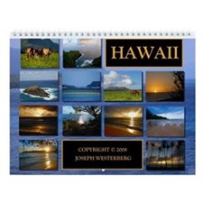 Kauai Hawaii Wall Calendar