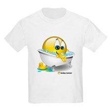 Bath Tub Kids T-Shirt