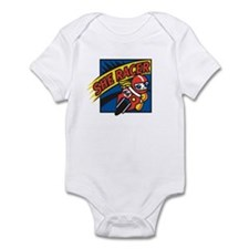She Racer Infant Bodysuit