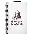 Can You Handel It Journal