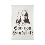 Can You Handel It Rectangle Magnet (100 pack)