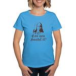 Can You Handel It Women's Dark T-Shirt