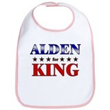 ALDEN for king Bib