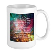 Viking Prayer Mug