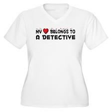Belongs To A Detective T-Shirt
