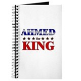 AHMED for king Journal