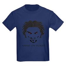 Andrei The Pitbull Kids Dark T-Shirt
