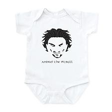 Andrei The Pitbull Infant Bodysuit