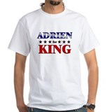ADRIEN for king Shirt
