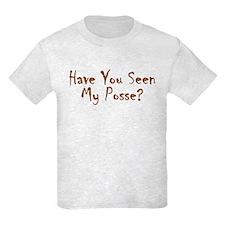 My Posse Kids Light T-Shirt