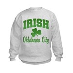 Oklahoma City Irish Kids Sweatshirt