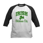 Oklahoma City Irish Kids Baseball Jersey