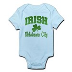 Oklahoma City Irish Infant Bodysuit