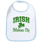 Oklahoma City Irish Bib