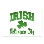 Oklahoma City Irish Postcards (Package of 8)