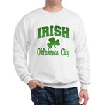 Oklahoma City Irish Sweatshirt