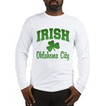 Oklahoma City Irish Long Sleeve T-Shirt