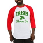 Oklahoma City Irish Baseball Jersey