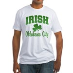 Oklahoma City Irish Fitted T-Shirt