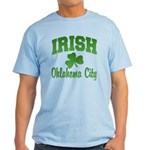 Oklahoma City Irish Light T-Shirt