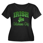 Oklahoma City Irish Women's Plus Size Scoop Neck D