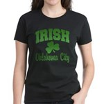 Oklahoma City Irish Women's Dark T-Shirt