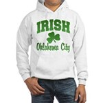 Oklahoma City Irish Hooded Sweatshirt