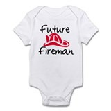 Future Fireman Onesie