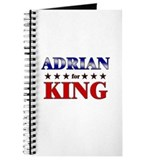 ADRIAN for king Journal