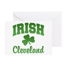 Cleveland Irish Greeting Card