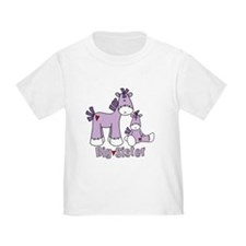 Sock Pony Duo Big Sister T