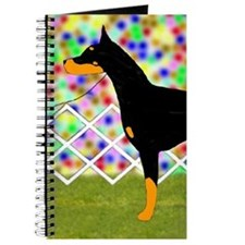 Black & Tan Doberman Journal