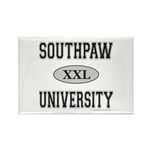 SOUTHPAW UNIVERSITY Rectangle Magnet (100 pack)