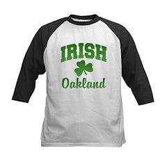 Oakland Irish Kids Baseball Jersey