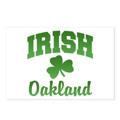 Oakland Irish Postcards (Package of 8)