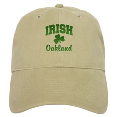 Oakland Irish Cap