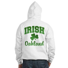 Oakland Irish Hooded Sweatshirt