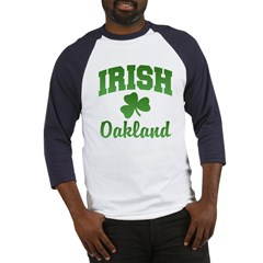 Oakland Irish Baseball Jersey